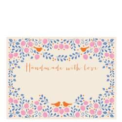 Tilda Etichetta Woven Quilt Label, 130 x 100 mm