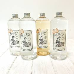 Clémentine Créations, Acqua Profumata - Eau de Linge, Rose