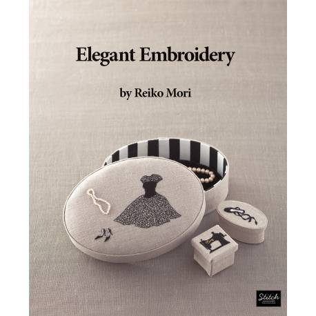 Elegant Embroidery - 80 pagine