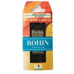 Bohin, Aghi BETWEENS Medi A1/2F da Trapunto a Mano, 20 aghi n°8
