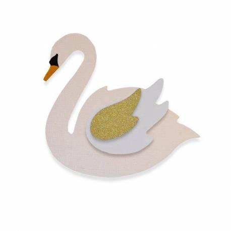 Sizzix, Bigz Die - Swan by Pete Hughes