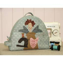 The BirdHouse, Angel Project Tote