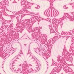 Tilda 110 Sunkiss, Ocean Flower Pink - Tessuto a Fiori Rosa