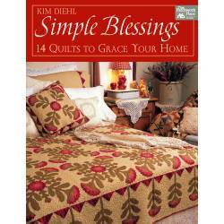 Simple Blessings - 14 Quilts per Abbellire la tua Casa - Martingale - 144 pagine