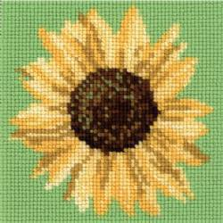 Elizabeth Bradley, Mini Kits, SUNFLOWER - 6x6 pollici