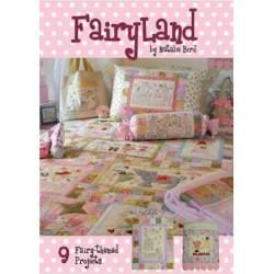 Fairyland Book - Libro di Natalie Bird, The BirdHouse