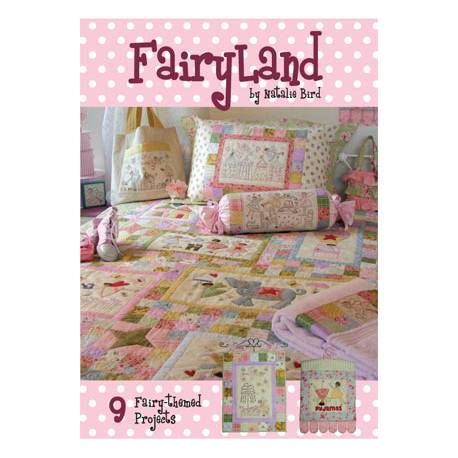 Fairyland Book - Libro di Natalie Bird, The BirdHouse