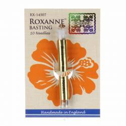 Roxanne, Aghi BASTING per Imbastire a Mano - 10 aghi