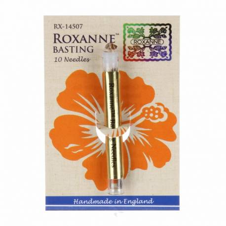 Roxanne - BASTING - Aghi per Imbastire - 10pz