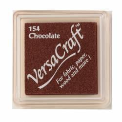 VersaCraft Chocolate - Inchiostro Marrone per Bambole, Tessuto, Carta, Legno e altro