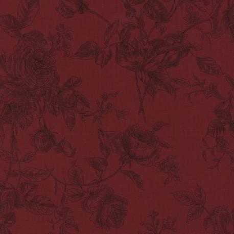Antique Rose 2018, Tessuto Lecien 31769-30