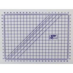Piano di Taglio 36 x 40 pollici, Quilter's Rule Megamat - 91x102 cm