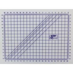 Piano di Taglio 32 x 55 pollici, Quilter's Rule Megamat - 81x140 cm