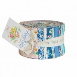 Tilda AppleButter, Bundle 30 Jelly Roll 5 x 110 cm - Collezione Applebutter
