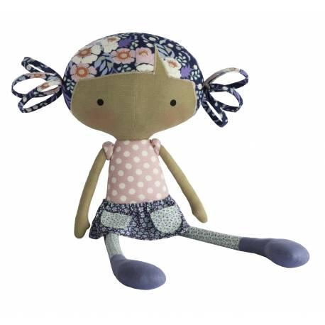 Tilda BirdPond, Kit di Cucito Rag Doll Friend, Bambola di Pezza - 45 cm