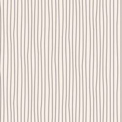 Tilda 110 Classic Basics Pen Stripe Grey - Tessuto Grigio a Righine