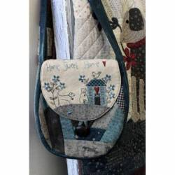 Robin Cottage Bag - Cartamodello Borsetta, Lynette Anderson