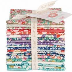 Tilda LazyDays, Bundle 20 Fat Eight 50 x 27 cm - Collezione LazyDays