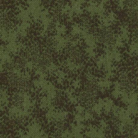 Lecien Centenary Collection 24rd by Yoko Saito, Tessuto Verde Astratto