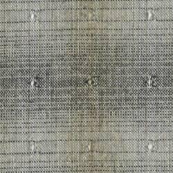 Lecien Centenary Collection 24rd by Yoko Saito, Tessuto Grigio Tinto in Filo
