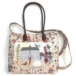 Highfield House Bag - Cartamodello Borsa, Lynette Anderson