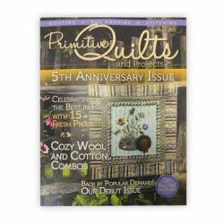 Primitive Quilts & Projects Summer 2016 - 103 pagine
