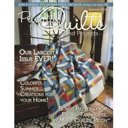 Primitive Quilts & Projects Summer 2019 - Progetti Patchwork, Quilting, Applique
