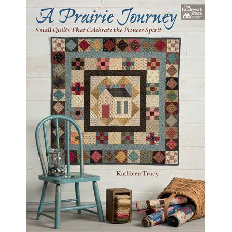 A Prairie Journey - di Kathleen Tracy - Martingala.