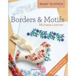 Ready to Stitch: Borders & Motifs by Michaela Learner