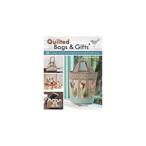 Quilted Bags & Gifts - 144 pagine