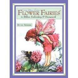 Cicely Mary Barker's Flower Fairies in Ribbon Embroidery & Stumpwork - by Di Van Niekerk