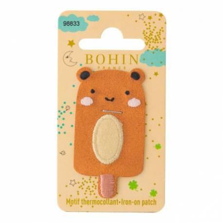 Bohin, Patch Termoadesive - Ice Cream Orsetto Bohin - 1