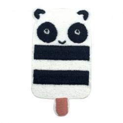 Patch tremoadesive - ice cream Panda