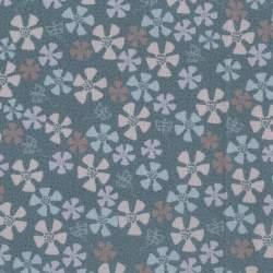 Lecien - Dancing in the Blossom by Lynette Anderson- VERDE ACQUA fiori e farfalle