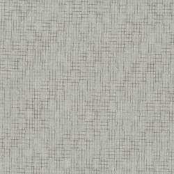 Lecien Centenary Collection 24rd by Yoko Saito, Tessuto Grigio Chiaro con Rami e Foglie