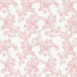 Lecien - LOYAL HEIGTHS by JERA BRANDVIG Fondo chiaro tema rami e frutti rosa