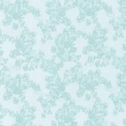 Lecien - LOYAL HEIGTHS by JERA BRANDVIG Fondo celeste tema rami e frutti colore azzurro
