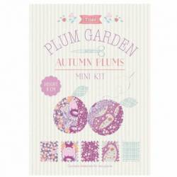 Tilda PlumGarden, Kit Mini Prugne - Mini Kit AUTUMN PLUMS (2 prugne da circa 8 cm)