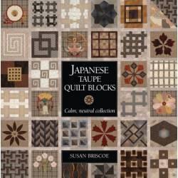 Japanese Taupe Quilt Blocks - 128 pagine