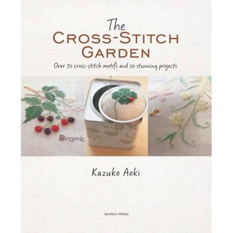 The Cross-Stitch Garden by Kazuko Aoki - 122 pagine