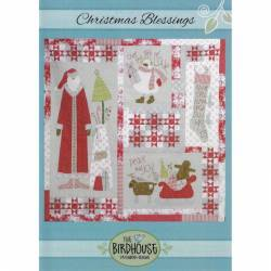 Kit per Quilt Christmas Blessings di Natalie Bird