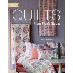 Quilts From the Tilda's Studio, Tilda Quilts and Pillows to Sew with Love by Tone Finnanger