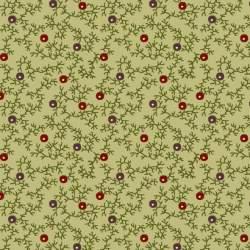EQP Contemporary Classics - Blackberry Hedge - Sage Green