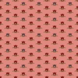 EQP Contemporary Classics - Water Lily - Coral Pink