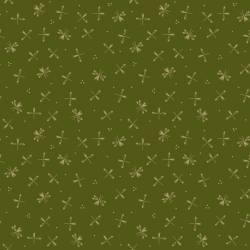 EQP Modern Traditions - Fireflies - Juniper Green