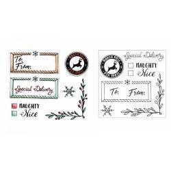 Framelits Die Set 7PK w/Stamps Envelope Liners Mini by Katelyn Lizardi
