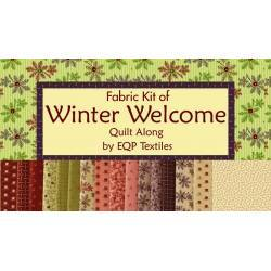 Bundle Winter Welcom Quilt Along