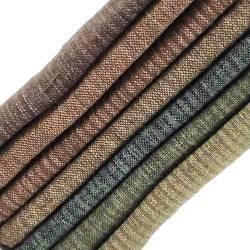 Pacchettino Giapponese, 7 Tessuti 33 x 35 cm, Marrone Verde