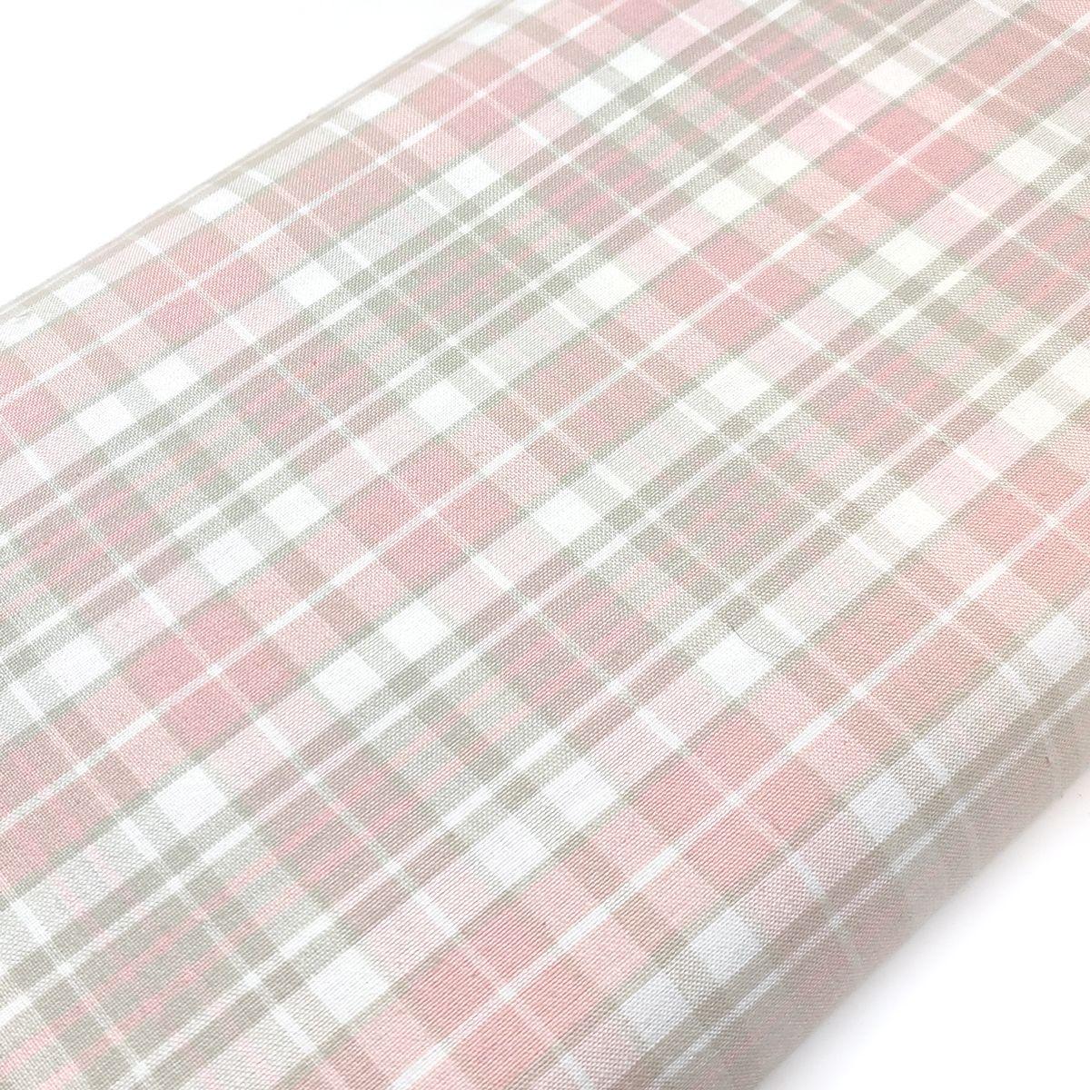 Tessuto stoffa a mini stelle colore tortora cotone cucito creativo cm 50 x 160