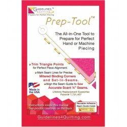 Prep-Tool - Attrezzo con lineguida